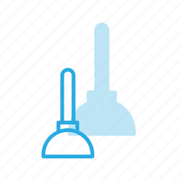 pump, toilet, water icon