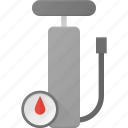 car, pressure, pump, tool, tyre icon