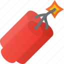 blast, dinamite, explosion, tnt icon