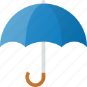 forecast, protect, rain, security, umbrella, weather icon