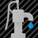 drink, pressure, pump, water, waterpump icon