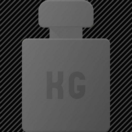 balance, kg, kilogram, lift, measure, scales, weight icon