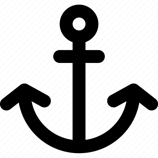 anchor, boat, creative, grid, marine, nautical, objects, port, sea, shape, ship, stand, storm icon