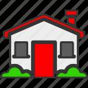 apartment, estate, estatebuilding, house, property icon