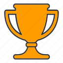 award, cup, drink, trophy, winner icon
