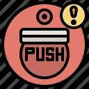 alarm, alert, caution, emergency, fire, miscellaneous, warning