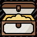 chest, gold, miscellaneous, money, pirate, treasure