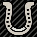 good, horse, horseshoe, luck, tools, utensils, western