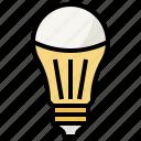 bulb, electronics, lamp, led, light, lighting, tool