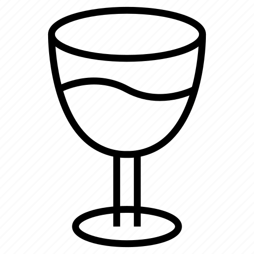 Wine, glass, drink, beverage, alcohol, celebration icon - Download on Iconfinder