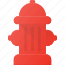 fighter, fire, hydrant, water icon