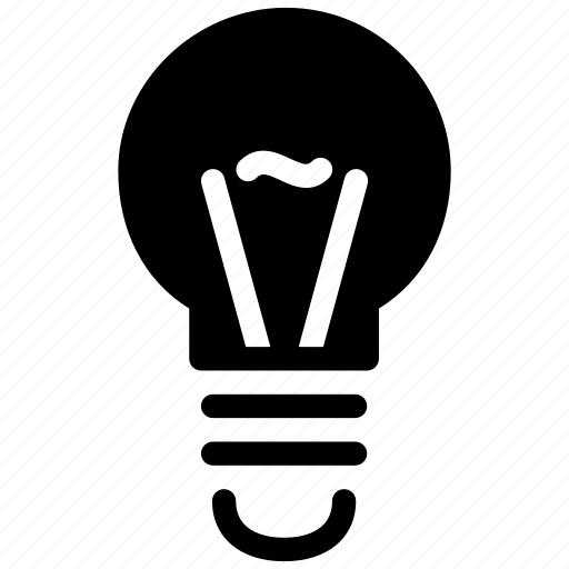 bulb, creative, electric, electricity, energy, filament, grid, light, objects, power, shape, tungsten icon