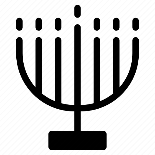 ancient, creative, emblem, grid, light, menorah, objects, shape, tabernacle, temple icon