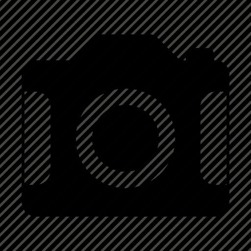 camera, film, image, photography, record icon