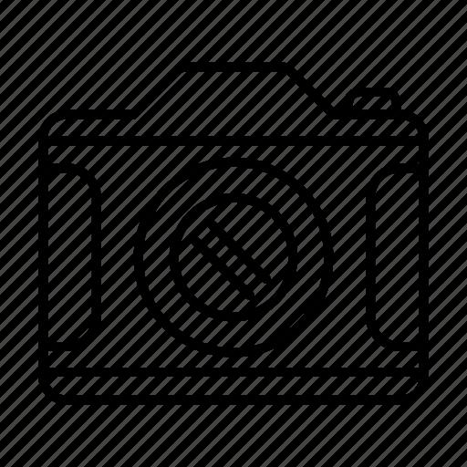 camera, photo, photography, record, video icon