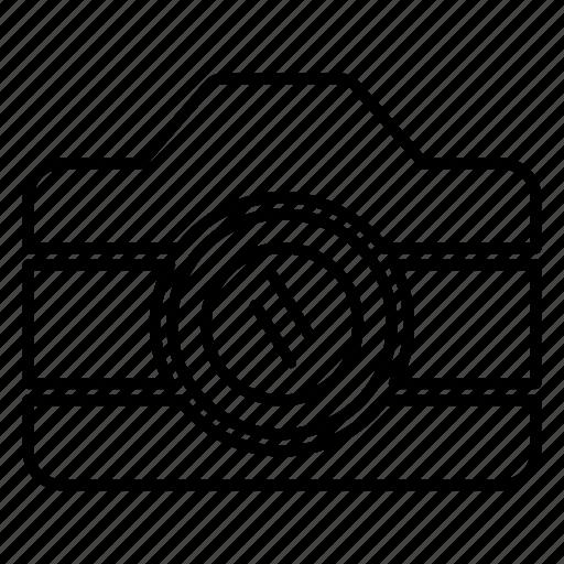 camera, image, photography, record icon