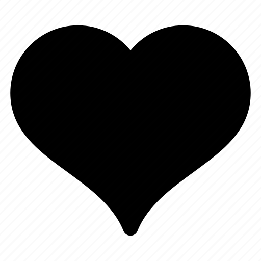 heart, love, romantic, valentine, valentines icon