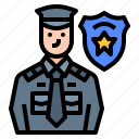 avatar, career, job, occupation, policeman