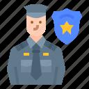 avatar, career, job, occupation, policeman