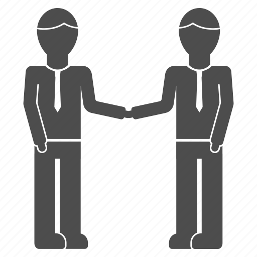 agreement, business contacts, communication, contract, handshake, meeting, support icon