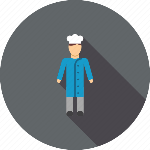 chef, cook, cooker, cooking, flunkey, kitchener, restaurant icon