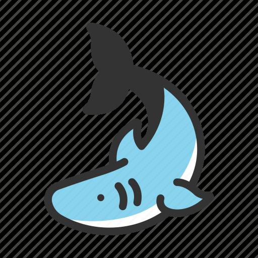 attack, danger, dangerous, fish, ocean, sea, underwater icon