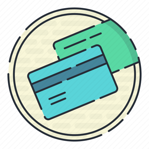 business, card, credit, id, shopping icon