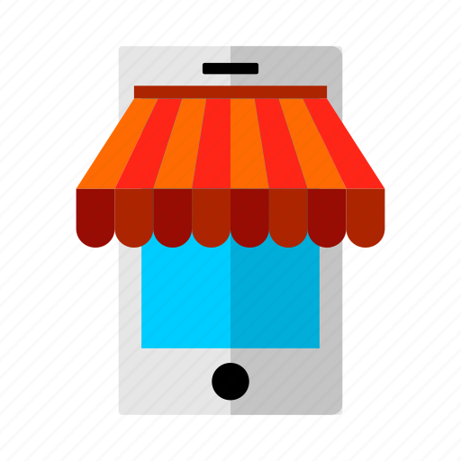 Discount, mobile, offer, phone, sale, shop icon - Download on Iconfinder