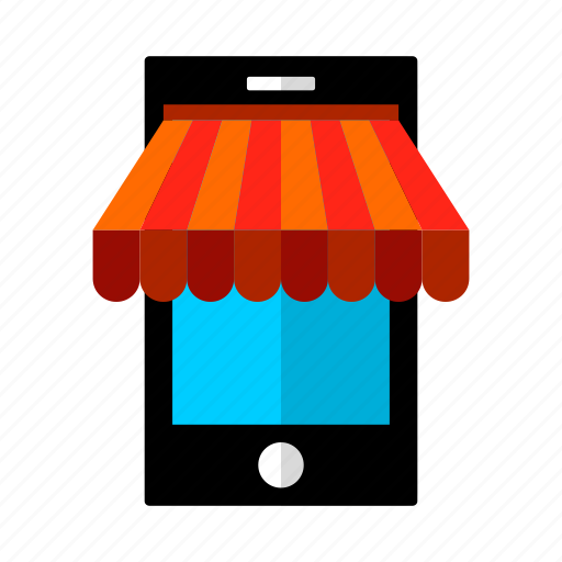 discount, mobile, offer, phone, sale, shop icon
