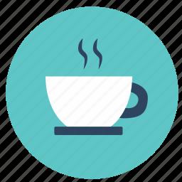 coffee, mug, office icon