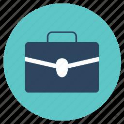 handbag, office icon