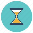 hourglass, office icon