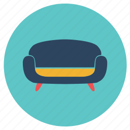 office, set, sofa icon