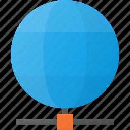 access, globe, internet, net, web icon