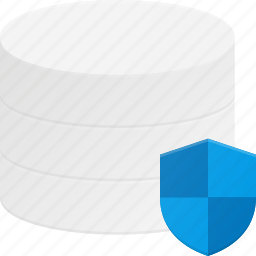 data, database, protect, security, server, storage icon