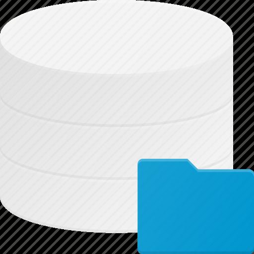 data, database, folder, server, store icon