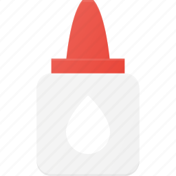 glue, liquid, office, stick, tube icon