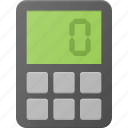 calculate, calculator, math, office icon