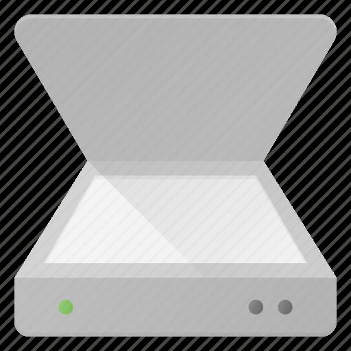 coppy, office, photo, scann, scanner icon