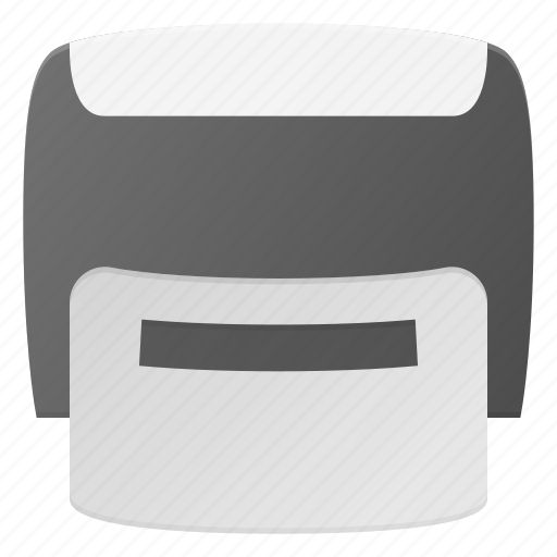 office, sign, stamp, stamper icon