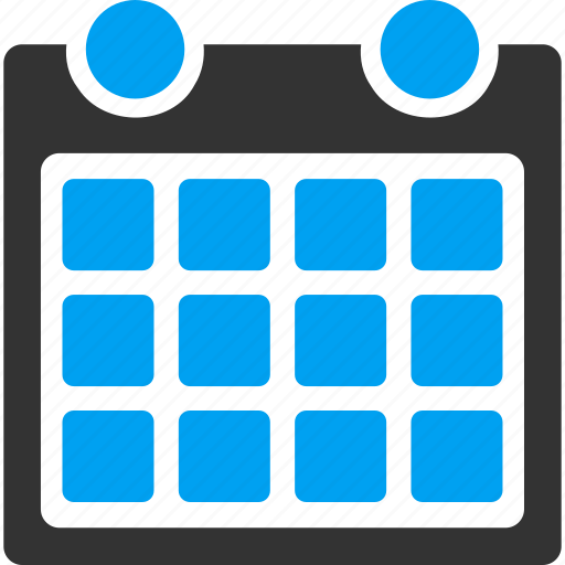 appointment, calendar, diary, month, plan, planning, schedule icon