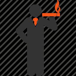 cigarette, health, pause, smoke, smoking, tobacco, wait icon