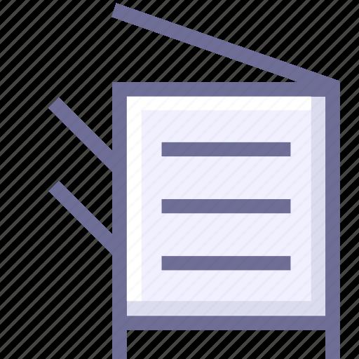 copier, copy, documents icon