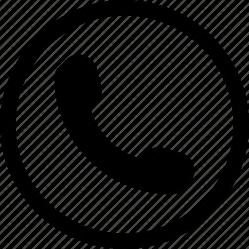 Resultado de imagen de telephone icon