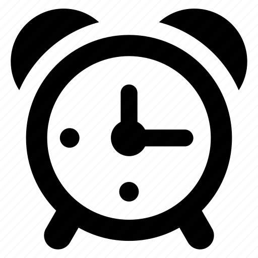 Alarm, alert, bell, clock, reminder, snooze, timer icon - Download on Iconfinder