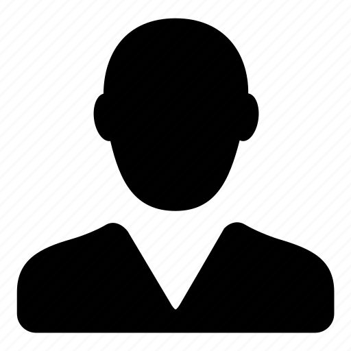 Avatar, businessman, male, man, person, profile, user icon - Download on Iconfinder