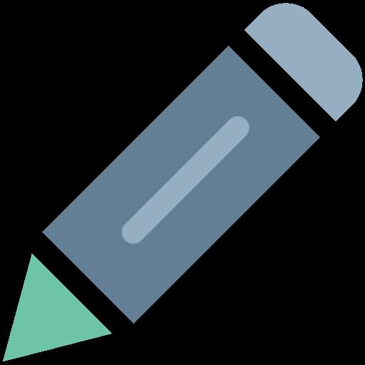 compose, create, edit, edit file, office, pencil, writing icon