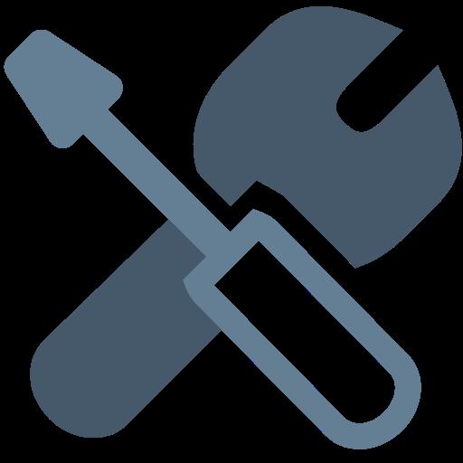 general, office, repair, repair tool, screwdriver, tools, wrench icon