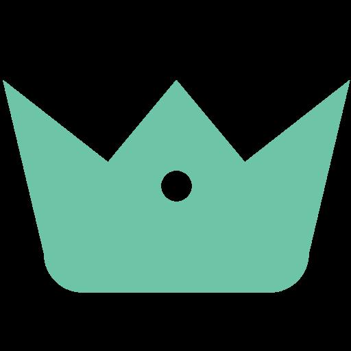 crest, crown, general, item, jewellery, kings crown icon