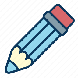 crayons, drawing, pen, pencil, writing icon